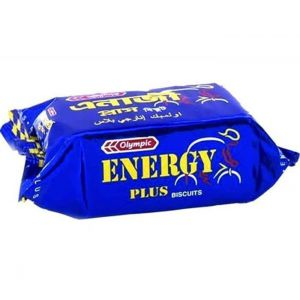 Olympic Energy Plus Biscuit 80g 5500000499