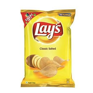 Lays Medium Classic Salted - 25 g