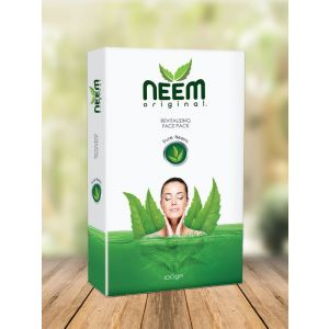 Neem Original revitalizing Face Pack 100g