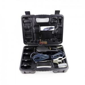CHAOBA CB-N808B Genuine Chaoba NeroBrown Professional Hair Clipper Cutter Hair Clipper For Men