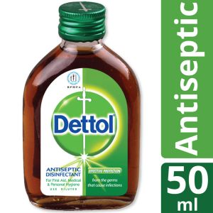 Dettol Antiseptic Liquid 50 ml