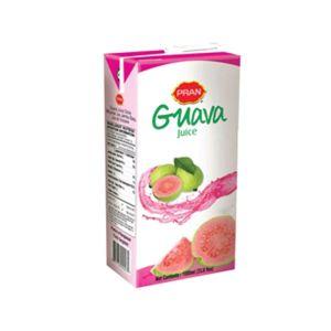 PRAN Guava Juice 250ml 3000000396