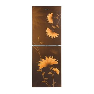 Vision Refrigerator RE-222 L Lotus Flower Brown-TM