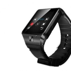 DZ09 - Single Sim Smartwatch - Black