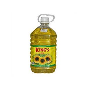 King's Sunflower Oil Pet - 5 Ltr