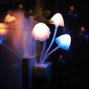 Mushroom Lamp  - Multi-color