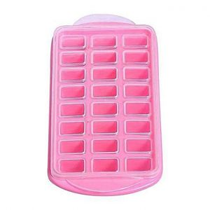 Ice Box For Freezing - Pink