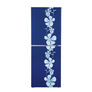 Vision Refrigerator RE-252 L Blue side Flower-BM