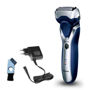 ES-RT36-s Panasonic Washable 3-Blade Cutting System Sharp Blade Smooth Finishing Shaver for Men