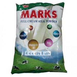 Marks Full Cream Milk Powder - 1 kg