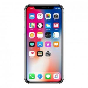 iPhone X - Smartphone - 3GB/64GB - Space Gray