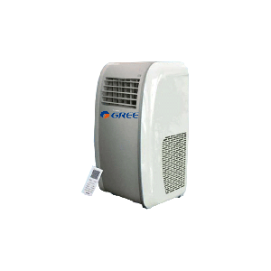GREE GP-12LF Portable Air Conditioner - 1.0 Ton - White