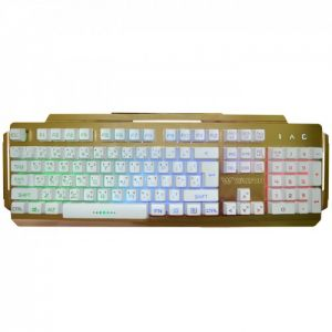 Backlit Gaming Keyboard-WKG001WB Pro