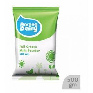 Aarong Instant Full Cream Milk Powder - 500 gm