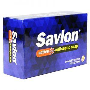 Savlon Active Antiseptic Soap 125gm