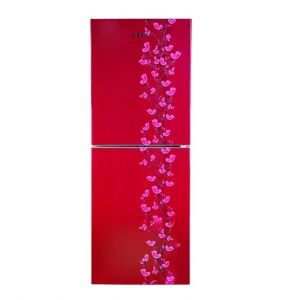Vision Refrigerator RE-238 L Red Lily Flower-TM
