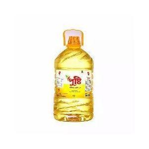 Pusti Soyabean Oil - 5 Ltr