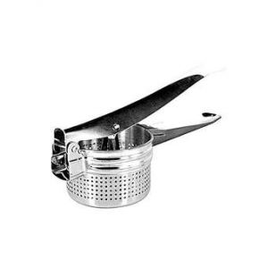 Smart Potato and Fruit Masher - Silver