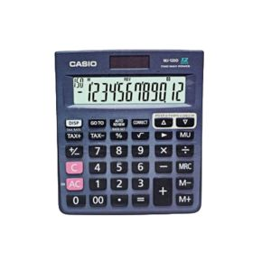 Casio Mj120D Calculator - Copy