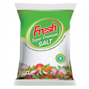 Fresh Super Premium (Vaccum) Salt 1kg