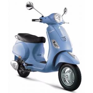 Vespa 125 cc Scooter (Italy) LX 125-