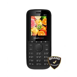 Symphony B23 - Black- Feature Phone
