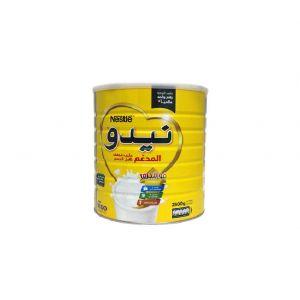 Nestle NIDO Fortigrow Full Cream Milk Powder TIN - 2500 gm
