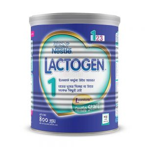 Nestlé LACTOGEN 1 Infant Formula TIN - 400 gm