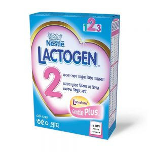 Nestlé LACTOGEN 2 Follow up Formula (6 months +) BIB - 350 gm