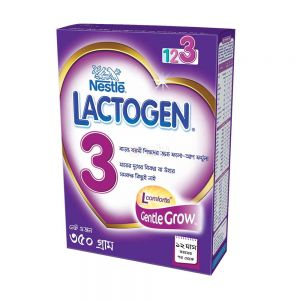 Nestlé LACTOGEN 3 Follow Up Formula (12th month +) BIB - 350 gm