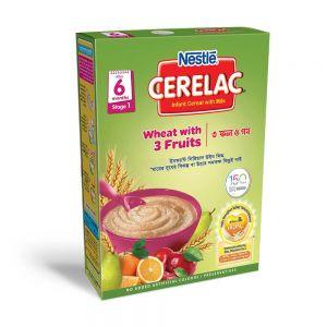 Nestlé Cerelac BIB 4 Fruits - 400g
