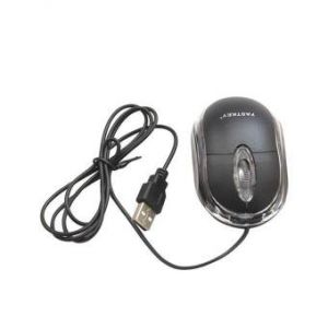 Wired USB Mouse - Black