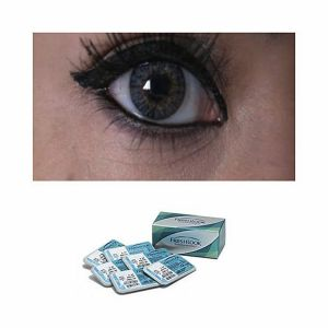 Fresh Look Contact Lens - Grey-1