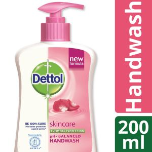 Dettol Liquid Handwash Skin  Care -200 ML