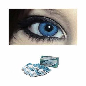 Fresh Look Contact Lens - Deep Blue