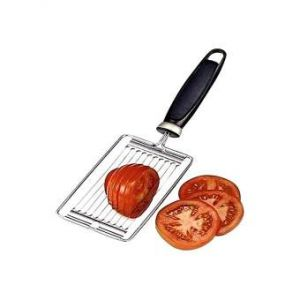 Tomato and Egg  Slicer - Silver