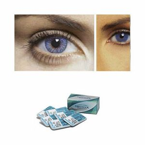 Fresh Look Contact Lens - Baby Blue