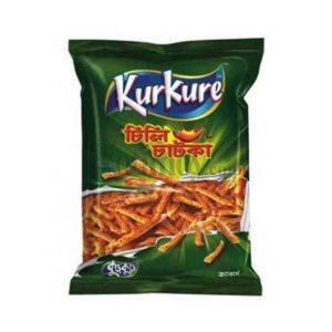 Kurkure Large Chili Chatka - 90 g