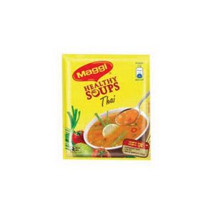 Maggi HLTH Soup Regular Thai 35gm 5500000277