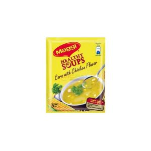 Maggi HLTH Soup Regular CK Corn 25gm 5500000276