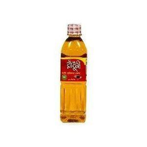 Radhuni Pure Mustard Oil - 500 ml