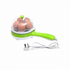 Multi-functional Egg Boiler Machine - Green
