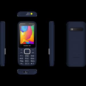 Symphony L40 SKD - Dark Blue - Feature Phone