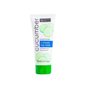 Beauty formulas 3 minute clay mask 100ml