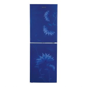 Vision Refrigerator RE-222 L Lotus Flower Blue-TM