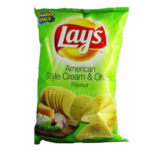 Lays Medium American style & cream Onion - 25 g