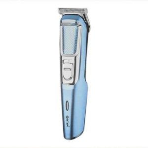 GM-6077 Rechargeable Trimmer & Clipper  - Blue