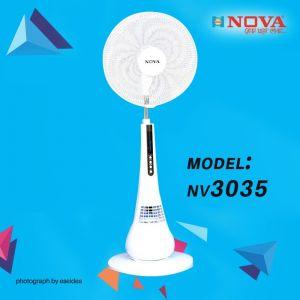 NOVA PEDESTAL / STAND FAN - NV-3035