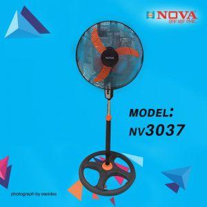 "NOVA PEDESTAL / STAND FAN - NV-3037 (18"")"