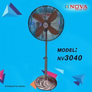 "NOVA PEDESTAL / STAND FAN - NV-3040 (18"")"